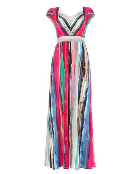Nia Maxy Dress nia stripe maxi dress endource