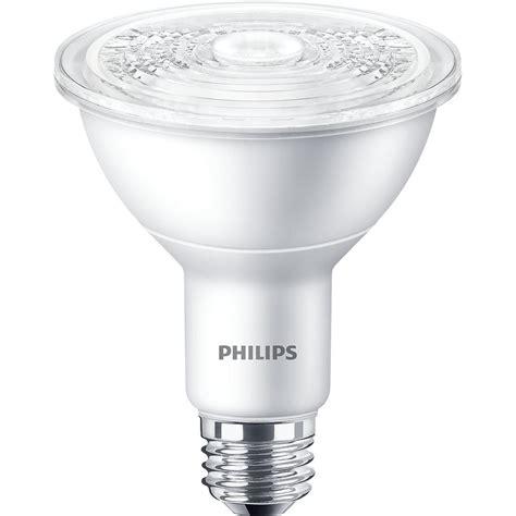 led lights 75 watt equivalent philips 75 watt equivalent par30l dimmable led expertcolor