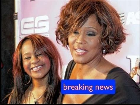 whitney houstons daughter bobbi kristina was rushed to whitney houston s daughter bobbi kristina brown rushed