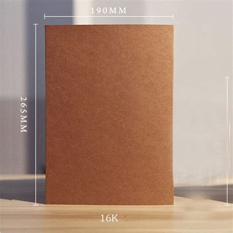 sketchbook kraft ᐊ supplies a4 blank 169 sketchbook sketchbook diary for