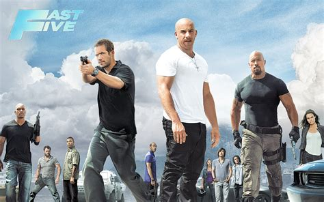 full hd movie fast and furious 5 fast five 5 poster hdwallpaper by fastermax on deviantart