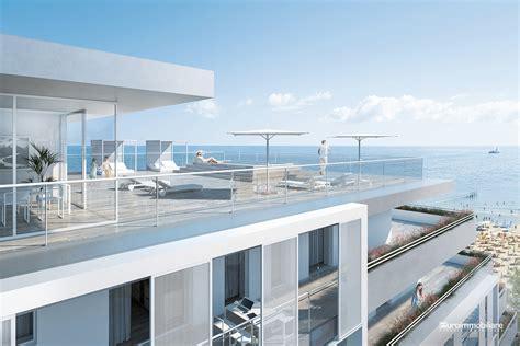jesolo terrazza mare appartamenti residence lusso jesolo