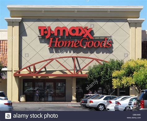 tj maxx home goods near me