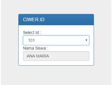 membuat select option html cara membuat autocomplete input php ciwer id