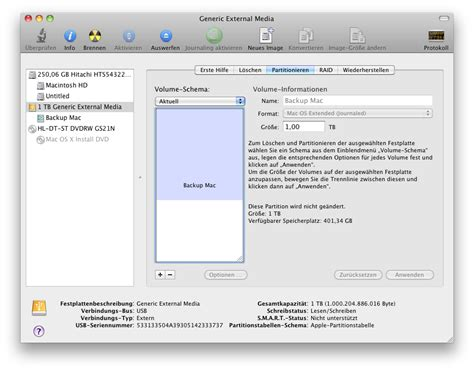 layout creator osx partitioning repartition hard drive using mac os x keep