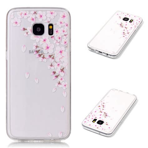 Samsung Galaxy J7 Prime Soft Tpu Bumper Cover Casing Loreng painted soft tpu ultra slim cover for samsung