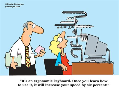 computers technical support randy glasbergen