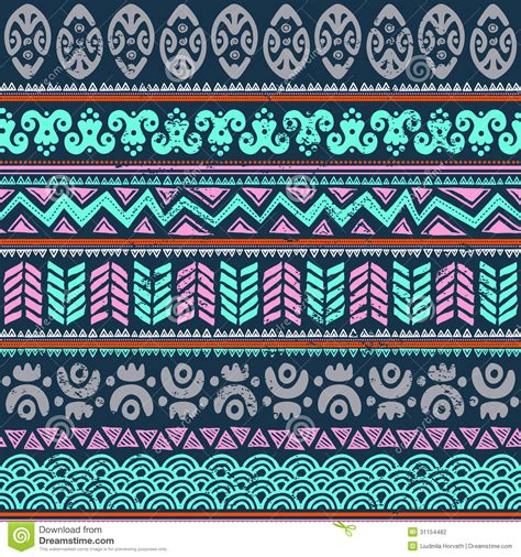 pattern tribal hd abstract tribal pattern stock photography image 31154482