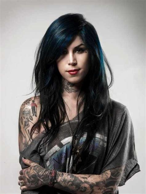 kat von d portrait tattoo d d photo 18295722 fanpop