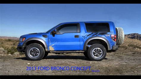 concept bronco ford bronco raptor concept www imgkid com the image