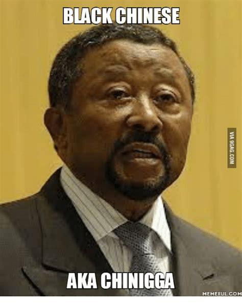 Meme In Chinese - black chinese aka chinig memeful com aka meme on me me