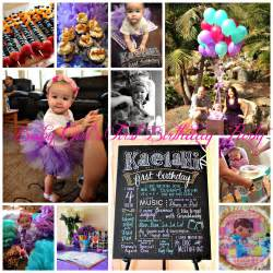 san diego hr mom baby s first birthday party ideas