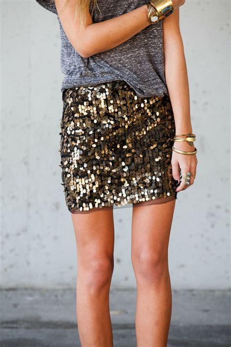 Glitter Skirt sequins trending in summer 2014 everything that