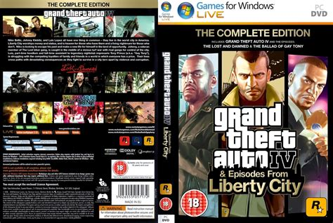 Gta Complete Editions grand theft auto 4 complete edition skidrow penroli