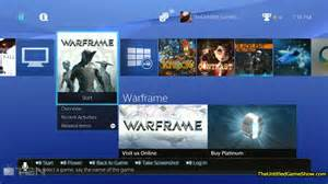 playstation 4 voice commands ps4 menu interface tips