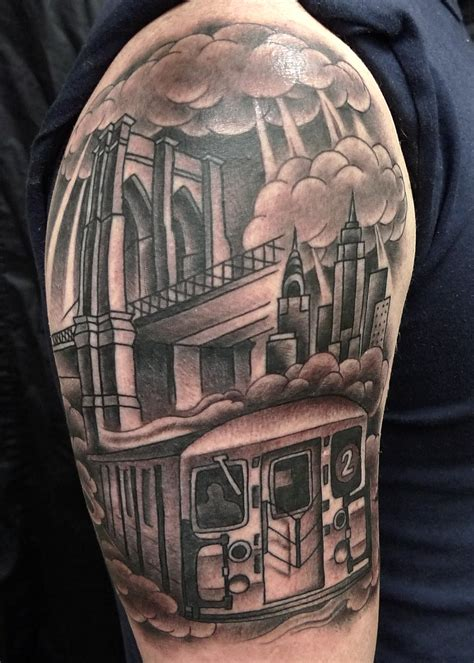Tattoo Of Nyc | 1000 images about my tattoo ideas on pinterest