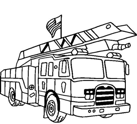 rescue truck coloring page free fire truck coloring pages az coloring pages