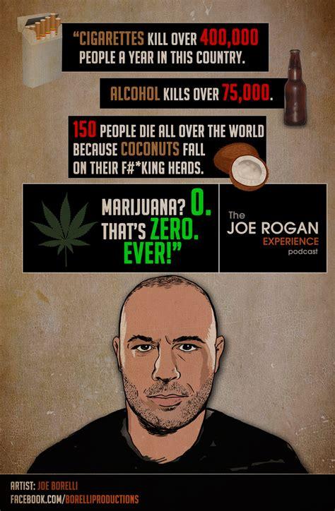 Joe Rogan Meme - marijuana stupidbadmemes