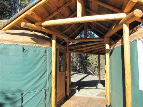 moon to moon cing season part 1 yurts yurt covered walkway my dream yurt pinterest oregon