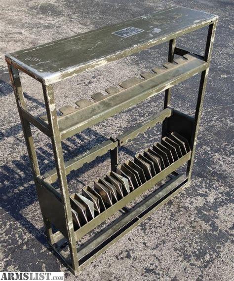 armslist for sale m16 ar15 storage rack