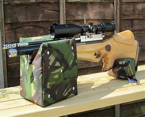 shooting bench uk cube bench rest bag equifix shooting bags uk