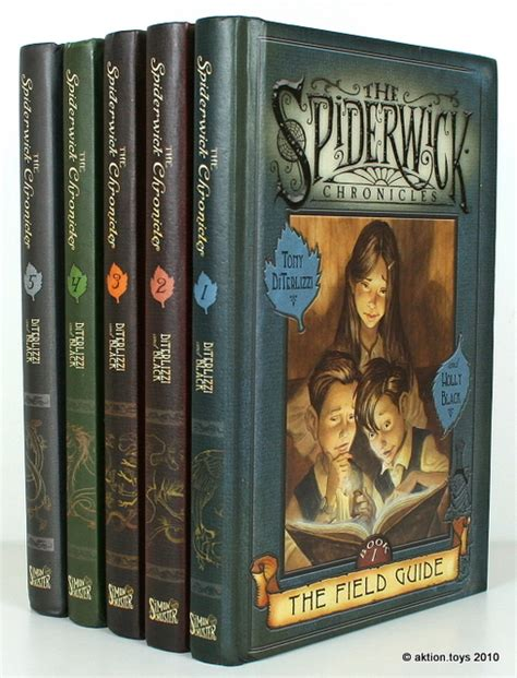 the chronicles books the spiderwick chronicles book 1 the field guide hb ebay