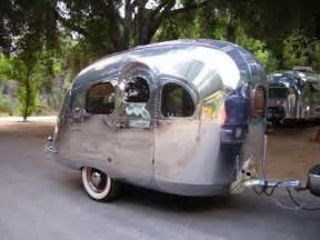 Retro Teardrop Camper For Sale by Tiny Airstream Vintage Campers Trailer Amp More