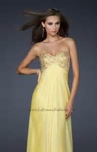 Sweety Open Comfort Gold Nb 52 la femme 17499 the gown prom dress