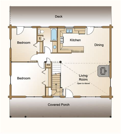 Cost Of Plumbing A House by Log Home Design Trends 171 Real Log Style 171 Page 3