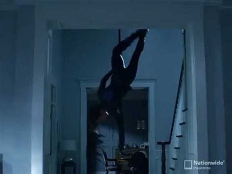 nationwide commercial actress on house nationwide s new catsuit wearing spy looks a lot like erin