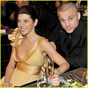Marisa Tomei & Logan Marshall Green: SAG    Logan Marshall Green, Marisa Tomei, SAG Awards