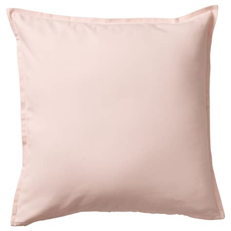 cusion covers gurli cushion cover light pink 50x50 cm ikea