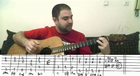 tutorial guitar heaven tutorial tears in heaven w tab how to play the entire