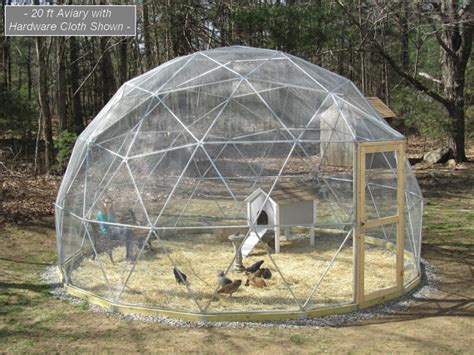 How To Build An Igloo In Your Backyard - verkauf 16 ft geod 228 tische kuppel au 223 en voliere flug cage