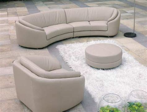 round leather sectional sofa round modern italian leather sofa m56 leather sectionals