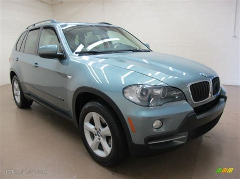 green bmw x5 2008 mineral green metallic bmw x5 3 0si 67845201