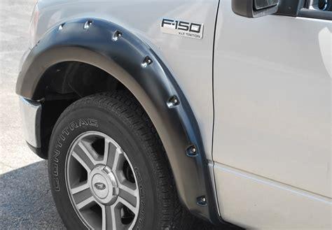 2008 ford f150 fender flares 2004 2008 ford f150 rx rivet fender flares