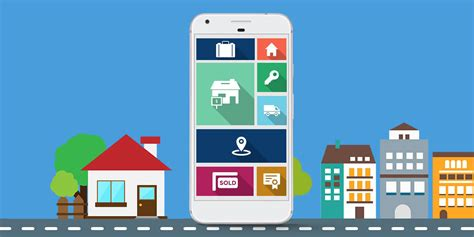 real estate app mobile app for real estate business is the new trend to