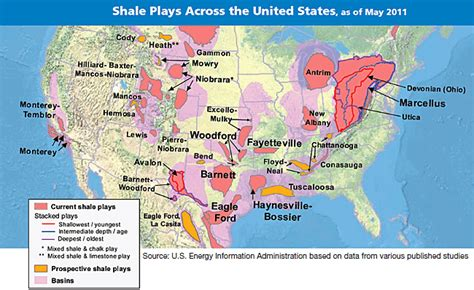 united states shale map the shale effect welding gases today