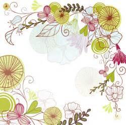 corner photo frames clipart floral corner border frame