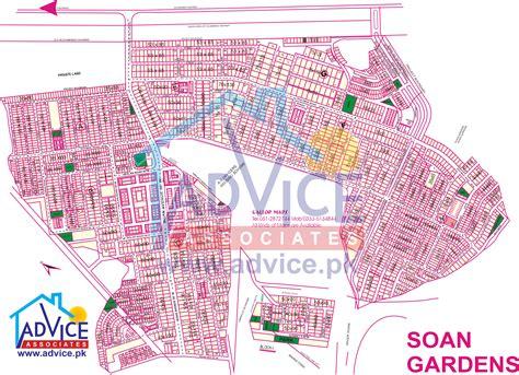 layout plan of jinnah garden islamabad islamabad maps bahria town maps dha maps karachi