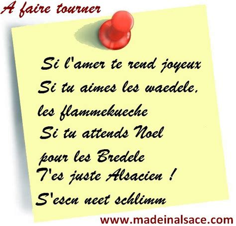 Made In L A humour en alsace la made in alsace touch made in