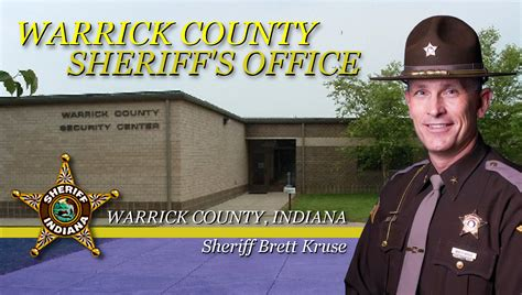 Warrick County Indiana Arrest Records Warrick County Sheriff S Office Employment Opportunities