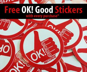 Oklahoma Records Free Ok Records Stickers Ok Records