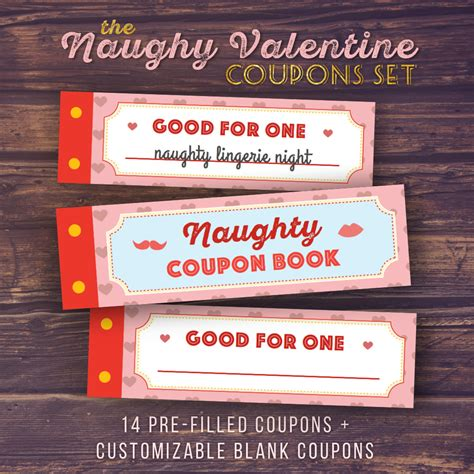 Handmade Coupon Book For Boyfriend - gift for boyfriend coupon book printable