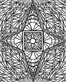 mosaic coloring pages mosaic patterns coloring pages coloring home