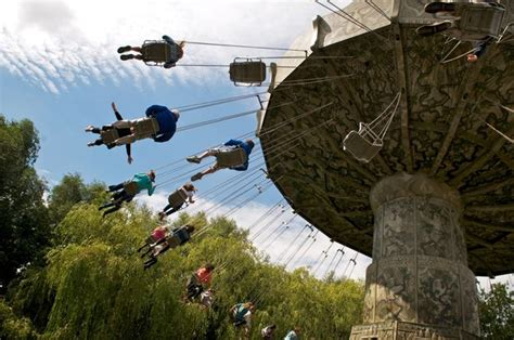 swinging in surrey go ape swings into chessington world of adventures resort