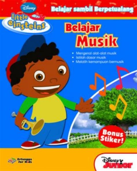 film animasi anak little einstein bukukita com little einstein belajar musik