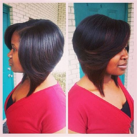 african american razor cut bob 17 best images about hair styles on pinterest bobs