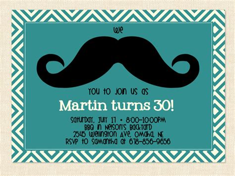30th birthday card template 30th birthday invitations for eysachsephoto